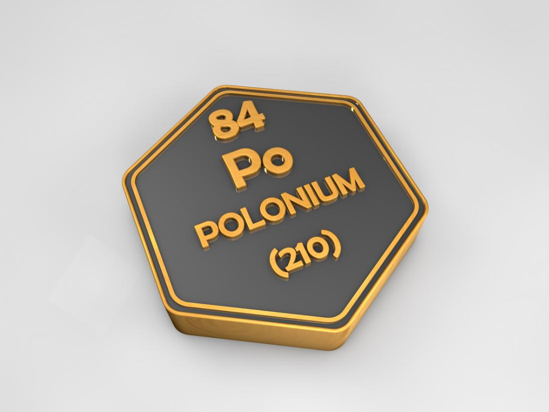 hight resolution of element 84