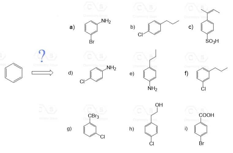 Ortho Para Meta Directors in Electrophilic Aromatic