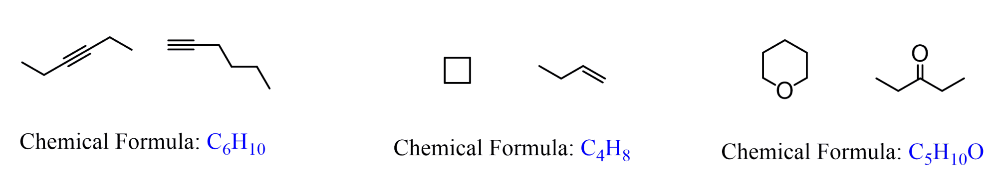 hight resolution of below are a few more examples of constitutional isomers