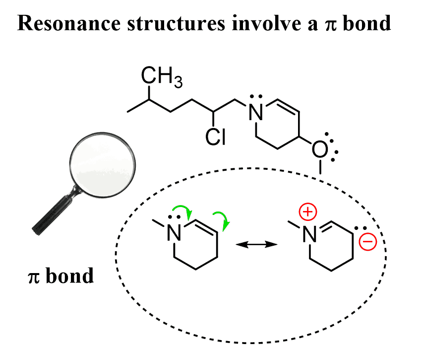 Resonance Structures in Organic Chemistry with Practice
