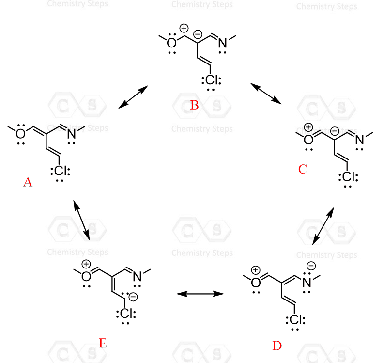 How to Choose the More Stable Resonance Structure
