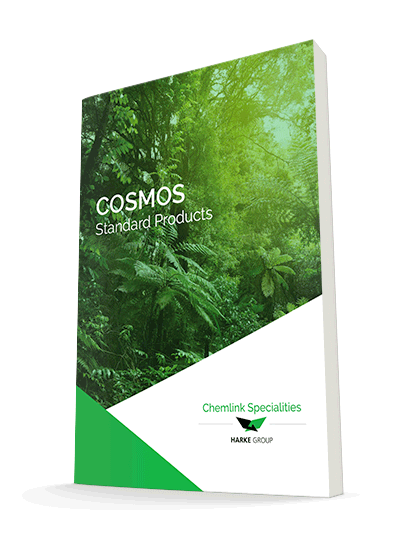 COSMOS ingredients brochure