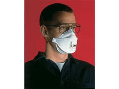 Disposable Dust/Metal/Mist Fume Respirator