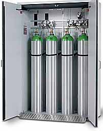 TRG.205.140 | Gas Cylinder Cabinets
