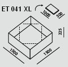 ET 041 XL | Ecco Tarp
