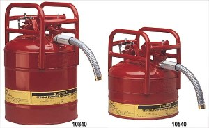 10840 & 10540 Safety Can Justrite