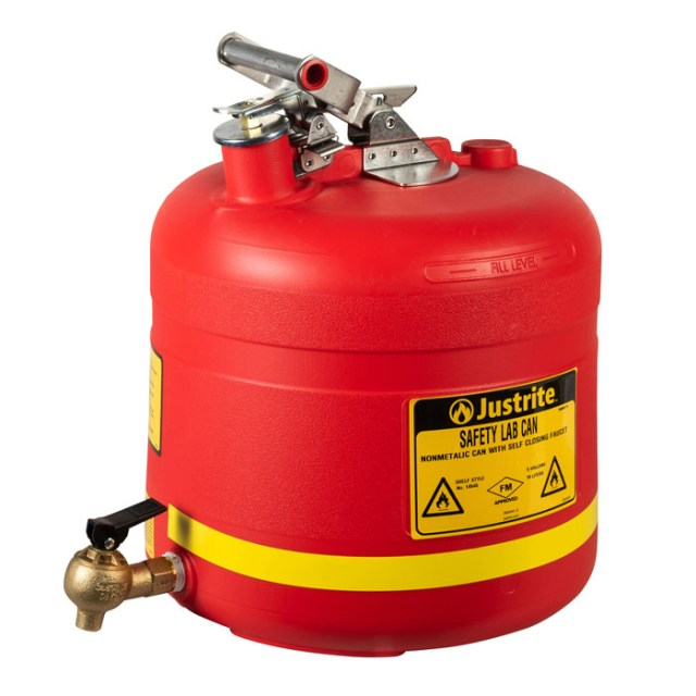 Justrite Safety Can 14590