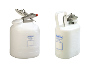 Justrite Safety Can Poly for Corrosives - 12161