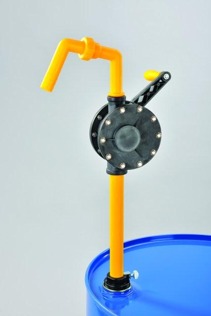 PR9 Rotary Barrel Pump