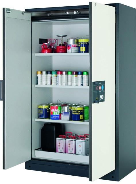 Q90 Cabinet in Cream Colour