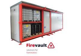 Chemstore Firevault