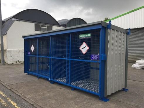 Gas Cylinders Storage