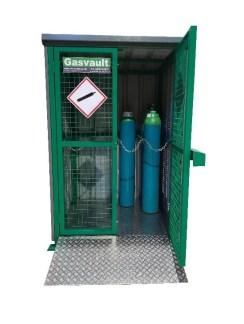 Gas Cylinder Storage Gasvault