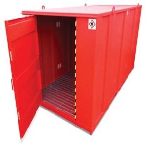 Flamstore 3.0 hand sanitiser storage