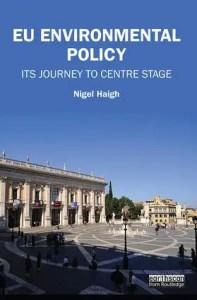 EU Environmental Policy cover