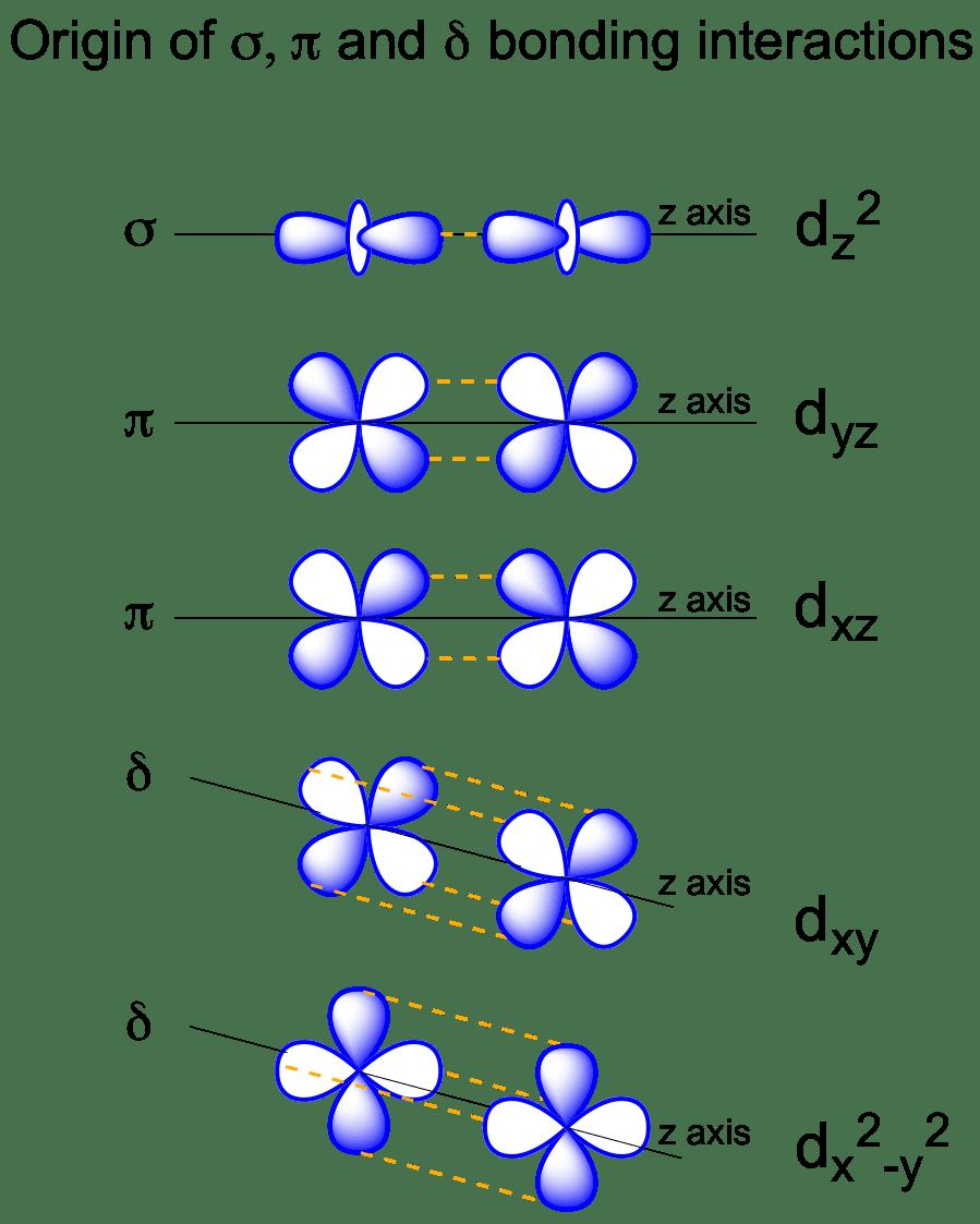 hight resolution of orbital diagram pb