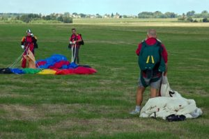 Skydivers