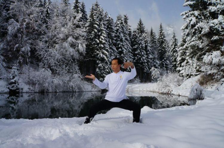 Mojster ob jezeru