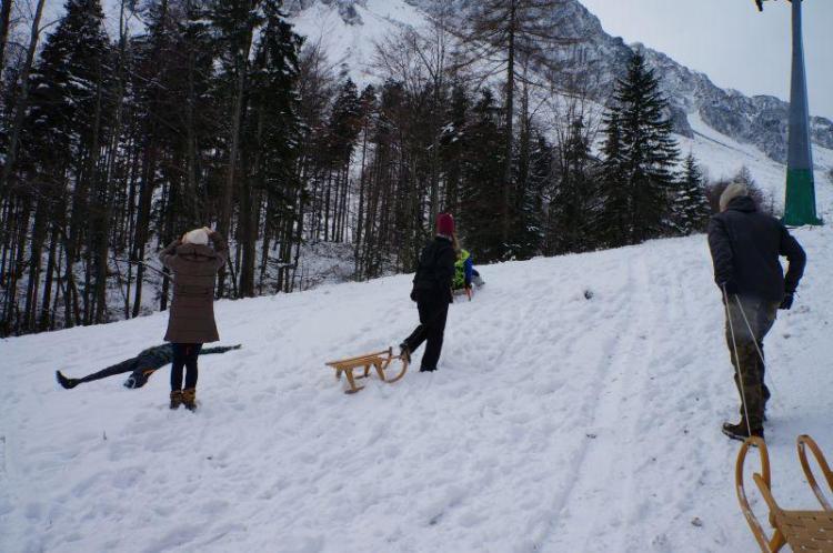 Vragolije v snegu