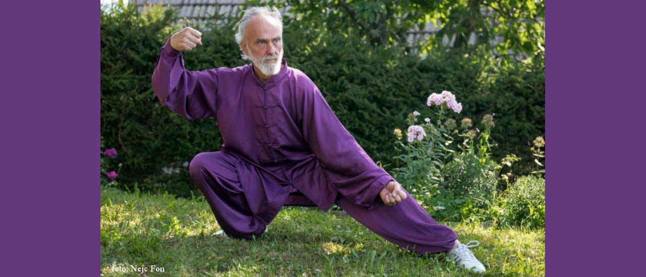 Taiji ohranja telesno in duševno ravnovesje