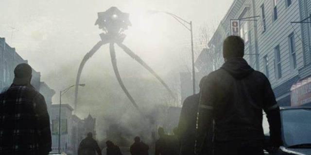 Risultato immagini per la guerra dei mondi film