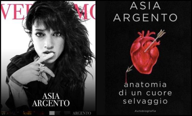 Asia Argento Verissimo: le violenze subite dalla madre