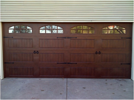 Residential Garage Doors  Cheney Door Co Kansas Garage Doors Openers Entry Doors Storm