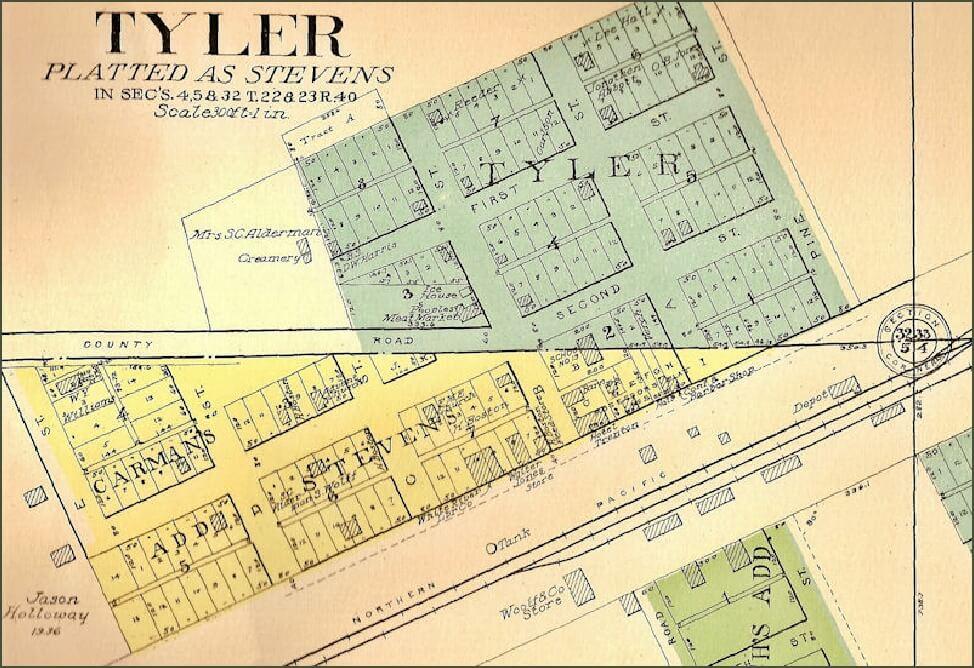 Map 1912