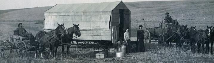Cook wagon