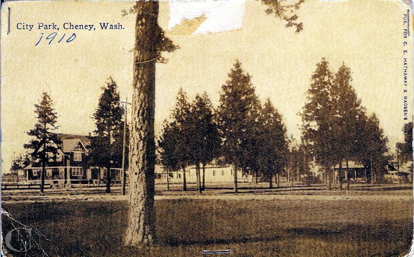 City Park 1910