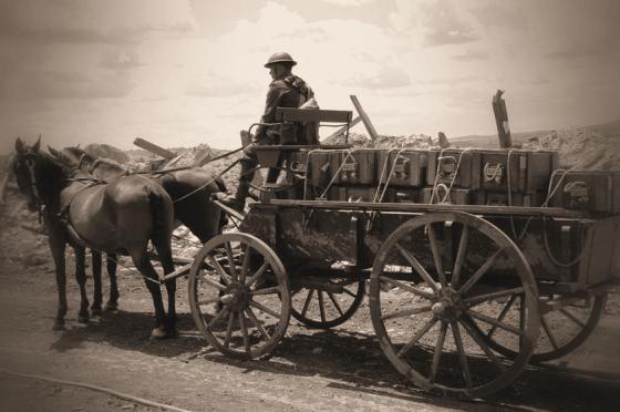 WWI wagoneer