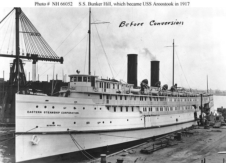 SS Bunker Hill