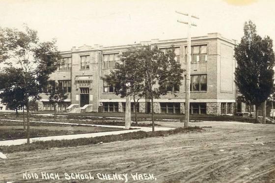 Cheney High School WWI