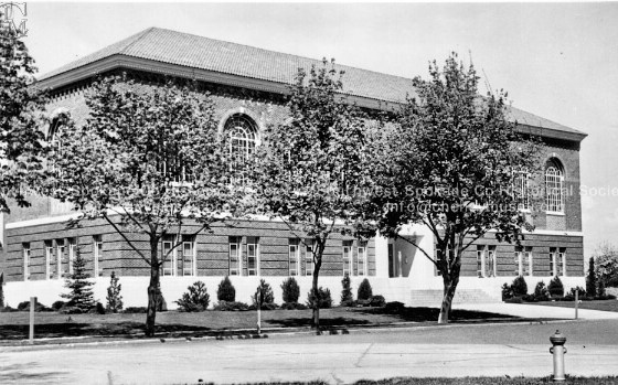 Hargreaves Hall 1940