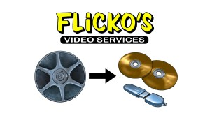 film to dvd by flickos video services