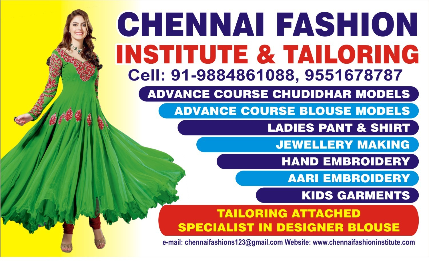 Fashion Designer Classes In Pune