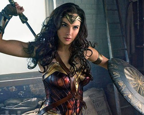 Wonder Woman (2017) – Movie Review