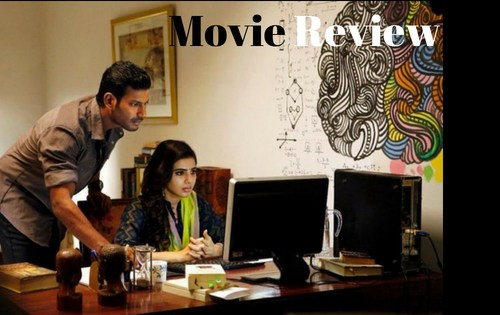 Movie Review – Irumbu Thirai