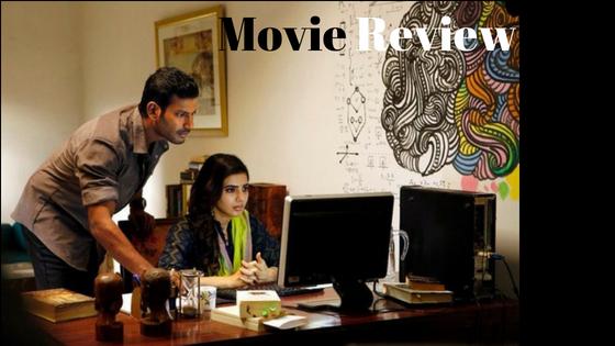 Movie Review – Irumbu Thirai