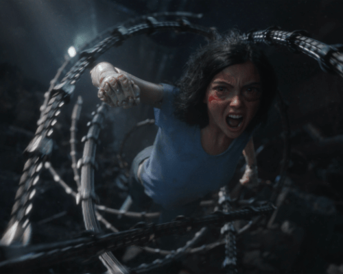 Alita: Battle Angel-MovieReview