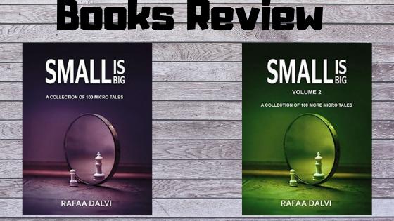 Small is Big : Volume 1 & 2 by Rafaa Dalvi