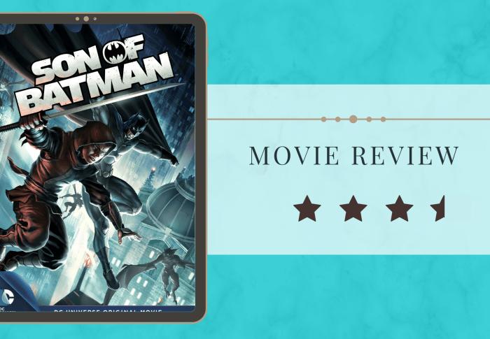 DCAMU: Movie – 3 | Son of Batman
