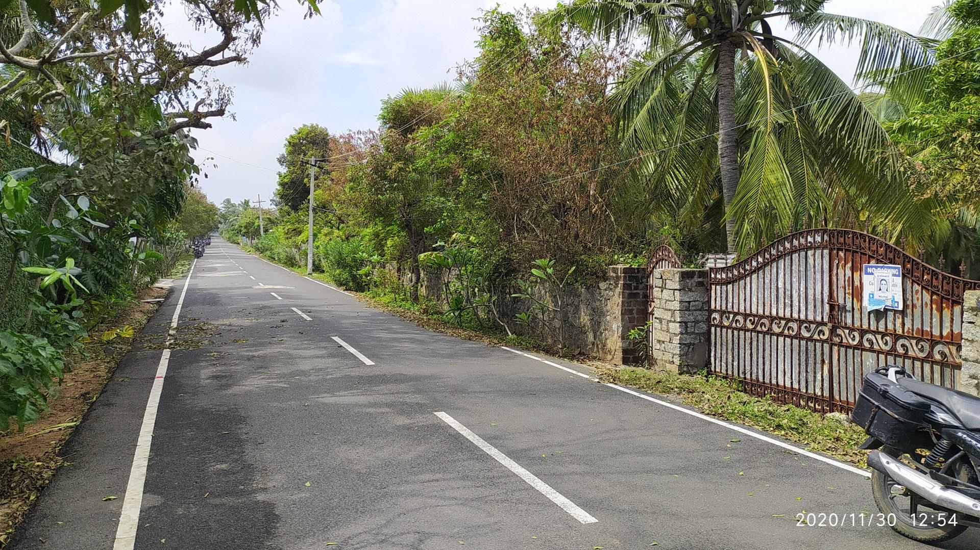 Akkarai CMDA Approved Villa Plots