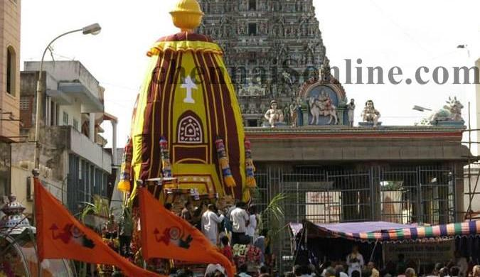 Rath Yatra in Chennai