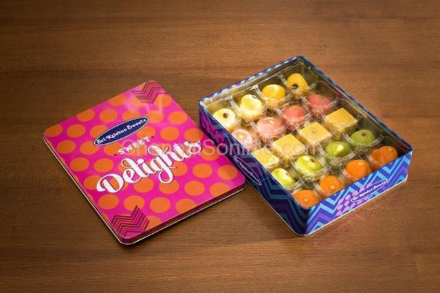 diwali sweet box gift Pack
