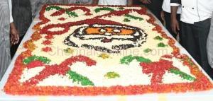 cake mixing ceremony hotel ambica empire Vadpalani chennai