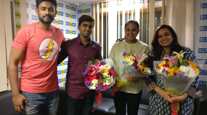 Famous Bengaluru band Bhrame paid an emotional, uplugged tribute to Subhash Chandra Bose and Dr Ambedkar on 92.7 Big FM