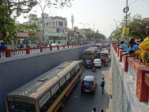 23-01-17 Road Block @Mambalam