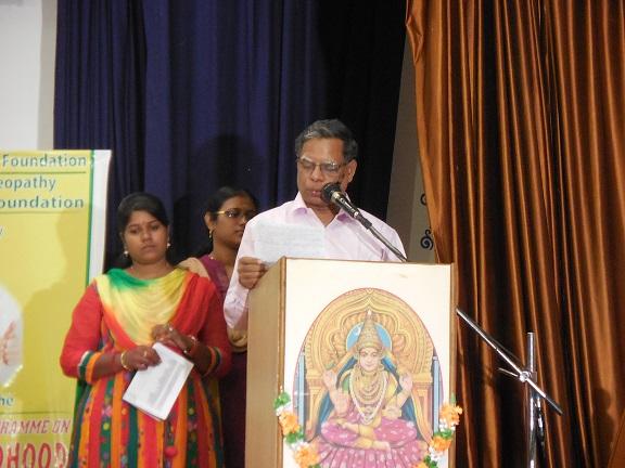 Homoeopathy awareness Chennai