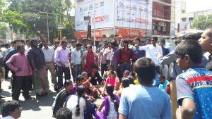 Jallikattu Protest T Nagar